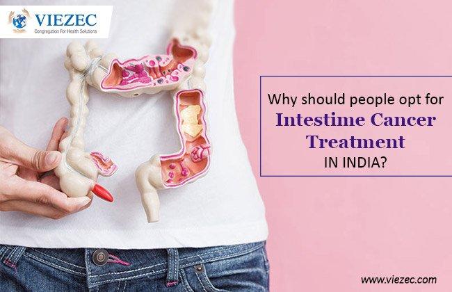 Intestine Cancer Treatment in India