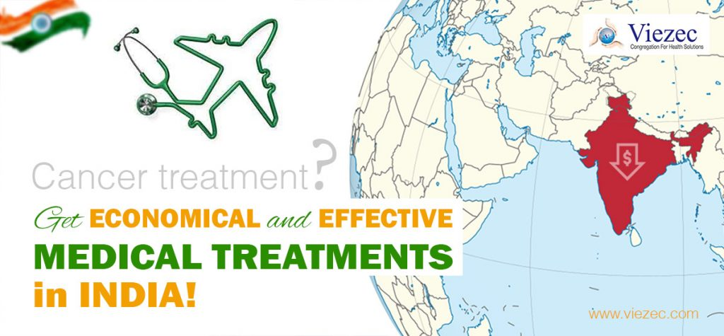 How much does it cost for cancer treatment in India