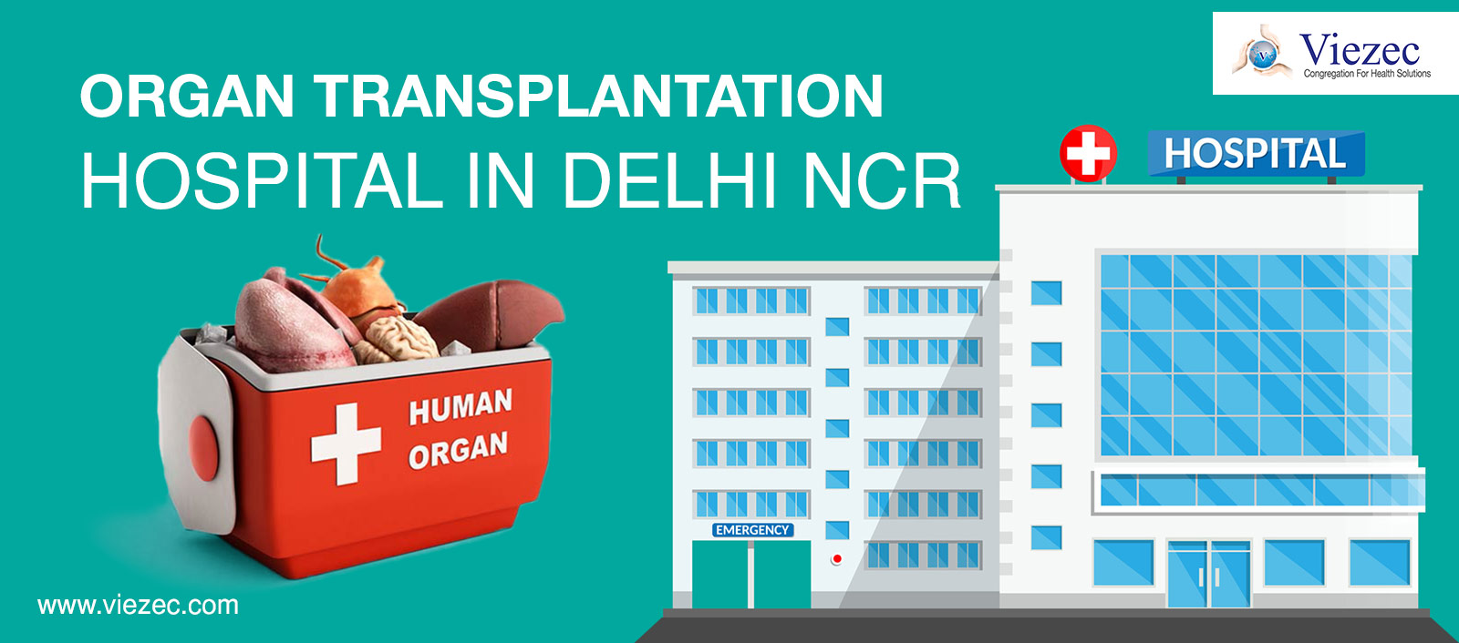 Organ Transplantation In Hospital Delhi NCR