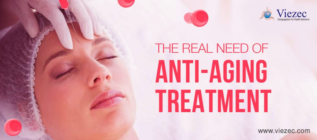Best Anti-Ageing Treatment In Delhi NCR